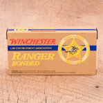 Winchester Ranger Bonded 40 S&W Ammunition - 50 Rounds of 165 Grain JHP