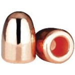 ".452"" Berry's 45 ACP Bullets - 500 Qty - 185 Grain Plated Round Nose"