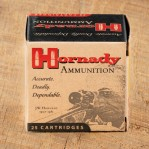 Hornady Custom 38 Special Ammunition - 250 Rounds of 158 Grain XTP