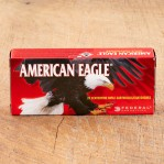 Federal American Eagle 223 Remington Ammunition - 500 Rounds of 50 Grain JHP