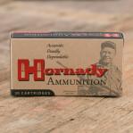 Hornady 223 Rem Ammunition - 20 Rounds of 75 Grain HP-BT Match