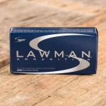 Speer Lawman 380 ACP Ammunition - 1000 Rounds of 95 Grain TMJ