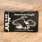 Federal Lake City 5.56 NATO Ammunition - 500 Rounds of 55 Grain FMJ