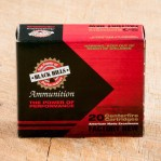 Black Hills 40 S&W Ammunition - 20 Rounds of 180 Grain JHP