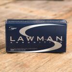 Speer Lawman 40 S&W Ammunition - 1000 Rounds of 165 Grain TMJ