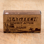 Magtech 357 Magnum Ammunition - 50 Rounds of 158 Grain LFN