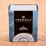 Federal Personal Defense 40 S&W Ammunition - 500 Rounds of 180 Grain JHP