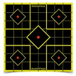 "Birchwood Casey Splatter Targets - 6 Shoot-N-C Targets - 8"" Sight-In"