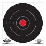 "Birchwood Casey Splatter Targets - 12 Dirty Bird Targets - 12"" Bullseye"