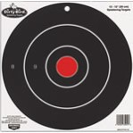 "Birchwood Casey Splatter Targets - 25 Dirty Bird Targets - 8"" Bullseye"