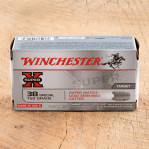 WInchester Super-X 38 Special Ammunition - 50 Rounds of 158 Grain LSWC