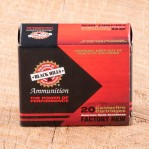 Black Hills 9mm Luger Ammunition - 20 Rounds of +P 115 Grain Barnes Tac-XP HP