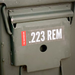 Ammo Can Label - 1 Count - .223 Rem