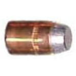 ".357"" Zero 38 Special Bullets - 500 Qty - 125 Grain Jacketed Soft-Point"