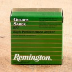 Remington Golden Saber 45 ACP Ammunition - 25 Rounds of 185 Grain JHP