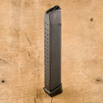 Glock Factory Magazine - Glock 17/19/26/34 - 33 Rounds - 9mm