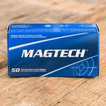 Magtech 38 Special Ammunition - 1000 Rounds of 125 Grain FMJ