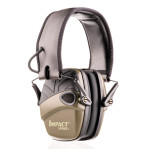 Howard Leight Impact Sport Earmuffs - Electronic Hearing Protection