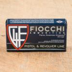 Fiocchi 9mm Luger Ammunition - 1000 Rounds of 124 Grain JHP