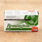 Remington UMC 9mm Luger Ammunition - 100 Rounds of 115 Grain MC