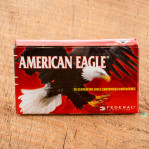 Federal American Eagle 223 Remington Ammunition - 500 Rounds of 62 Grain FMJ-BT