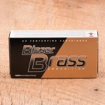 Blazer Brass 380 ACP Ammunition - 50 Rounds of 95 Grain FMJ