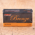 PMC 38 SPECIAL AMMUNITION - 50 ROUNDS OF 132 GRAIN FMJ