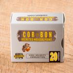 Corbon 357 Magnum Ammunition - 20 Rounds of 110 Grain JHP