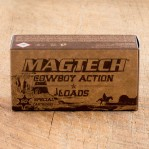 Magtech 357 Magnum Ammunition - 1000 Rounds of 158 Grain LFN