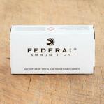 Federal Classic 9mm Luger Ammunition - 50 Rounds of 115 Grain Hi-Shok JHP