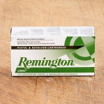 Remington UMC 38 Special Ammunition - 500 Rounds of 130 Grain MC