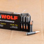 300 AAC Blackout - 145 Grain FMJ - Wolf - 20 Rounds