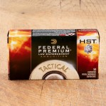 Federal Premium Law Enforcement 45 ACP Ammunition - 50 Rounds of 230 Grain HST JHP
