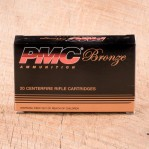 PMC 308 Win Ammunition - 500 Rounds of 147 Grain FMJ-BT