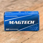 Magtech 9mm Luger Ammunition - 50 Rounds of 115 Grain FMC