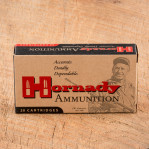 Hornady Custom 300 AAC Blackout Ammunition - 20 Rounds of 135 Grain FTX