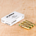 Wolf Gold 5.56x45 Ammunition - 20 Rounds of 62 Grain FMJ M855