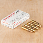 Winchester 7.62x51 Ammunition - 500 Rounds of 149 Grain FMJ M80