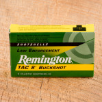"Remington Buckshot 12 Gauge Ammunition - 250 Rounds of 2-3/4"" 00 Buckshot"