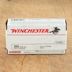 Winchester USA 38 Special Ammunition - 50 Rounds of 150 Grain LRN