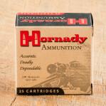 Hornady Custom 9mm Luger Ammunition - 25 Rounds of 124 Grain XTP