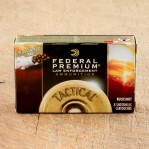"Federal Premium Law Enforcement 12 Gauge Ammunition - 250 Rounds of 2-3/4"" 00 Buckshot"