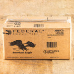 Federal American Eagle 7.62 NATO Ammunition - 500 Rounds of 149 Grain FMJ
