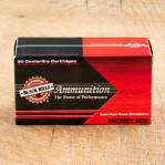 Black Hills 223 Remington Ammunition - 50 Rounds of 60 Grain SP