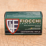 Fiocchi 223 Remington Ammunition - 1000 Rounds of 55 Grain FMJ