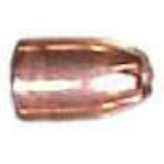 ".355"" Zero 9mm Luger Bullets - 500 Qty - 125 Grain Jacketed Hollow-Point"