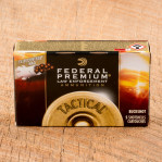 "Federal Premium Law Enforcement 12 Gauge Ammunition - 250 Rounds of 2-3/4"" 00 Buck Shot"