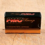 PMC Bronze 357 Magnum Ammunition - 50 Rounds of 158 Grain JSP