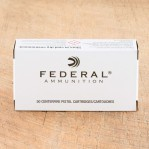 Federal 9mm Luger Ammunition - 1000 Rounds of 147 Grain Hi-Shok JHP