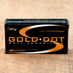 Speer Gold Dot 357 Sig Ammunition - 50 Rounds of 125 Grain HP